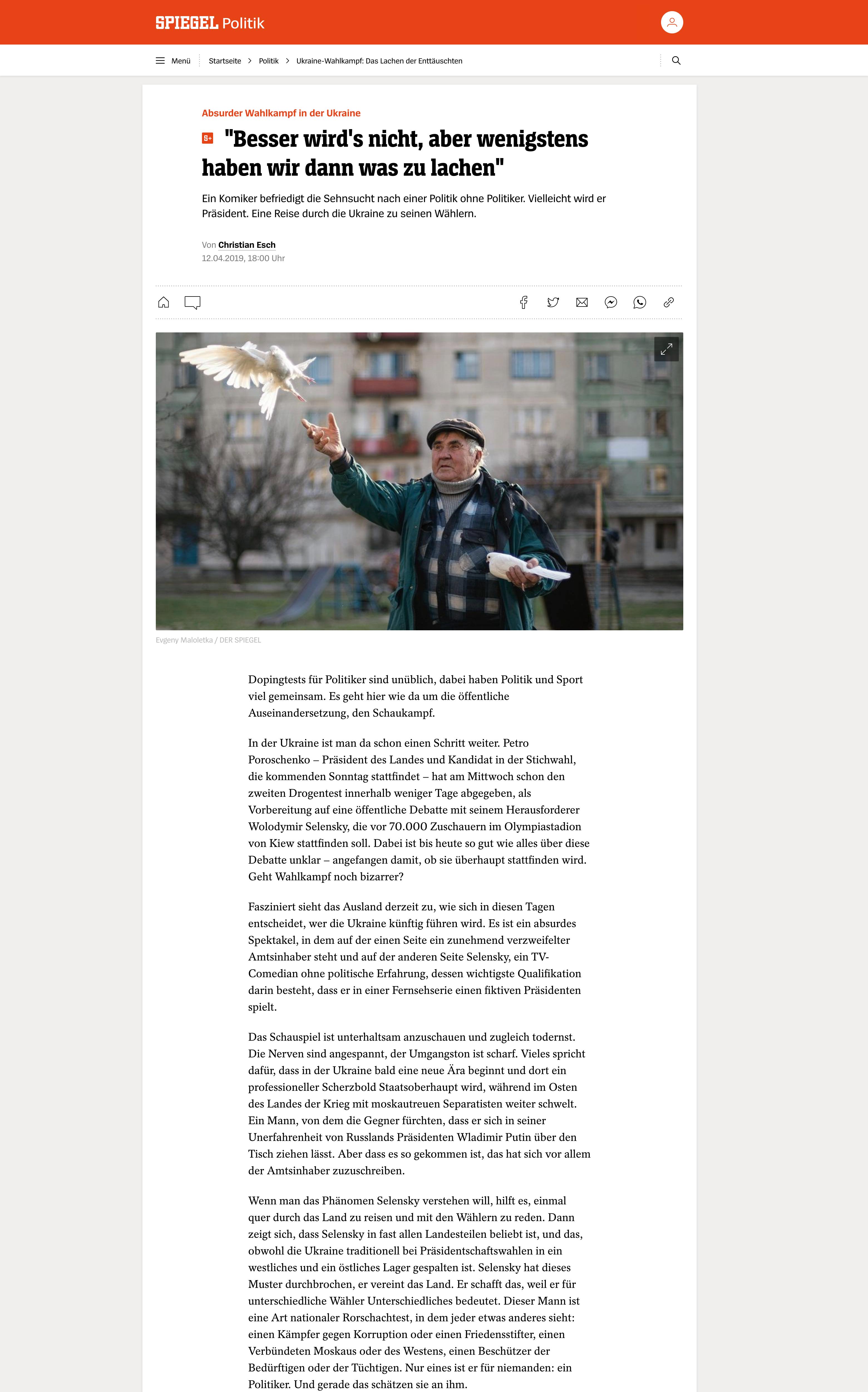 Spiegel Plus Artikel Lesen